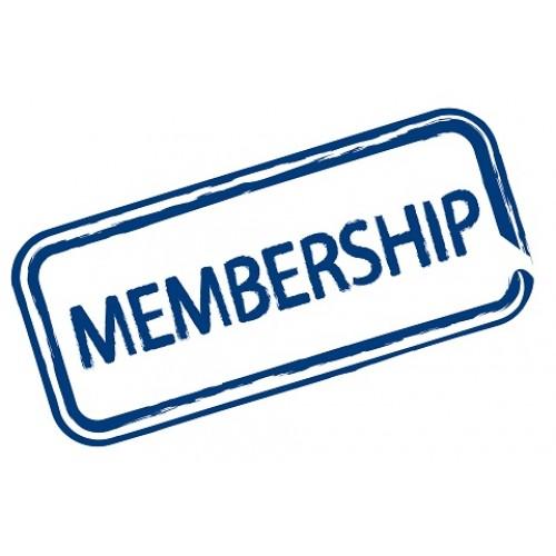 New Membership Fee