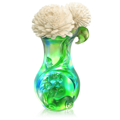 EB Sola Wood Flower Natural Lazurite Diffuser Peace