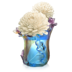 EB Sola Wood Flower Natural Lazurite Diffuser Lotus