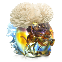EB Sola Wood Flower Natural Lazurite Diffuser Blooming Flowers