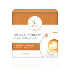 EB Scented Beads Capsule - Cappuccino