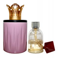 AENEID - PURPLE Ceramic Diffuser Gift Set