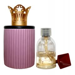 LIAD PURPLE Ceramic Diffuser Gift Set